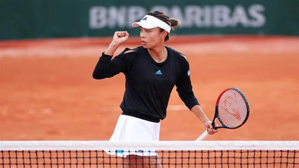 Qiang Wang will be the favourite in the upcoming Qiang Wang vs Martina Di Giuseppe clash in Parma.