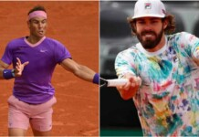 Rafael Nadal vs Reilly Opelka to clash at the Italian Open 2021.