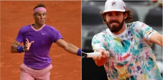 Rafael Nadal vs Reilly Opelka to clash at the Italian Open 2021.