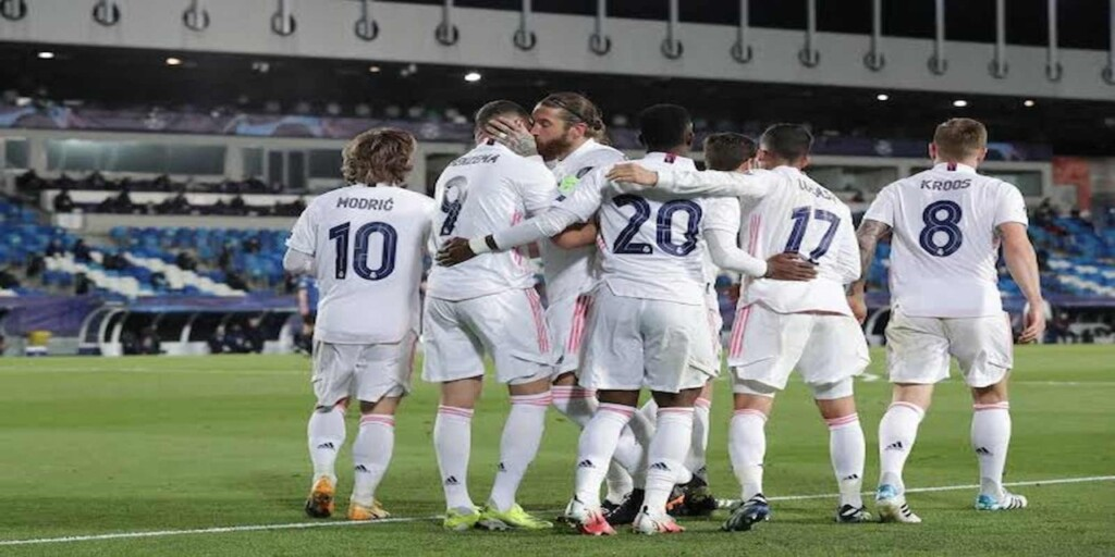 Real Madrid have a chance 35th La Liga - FirstSportz