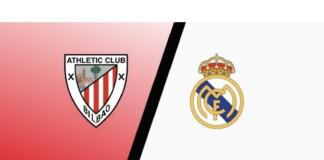 Real Madrid vs Athletic Club in La Liga