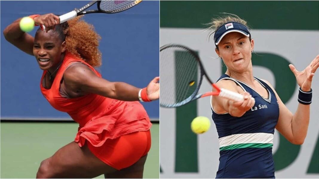 Serena Williams vs Nadia Podoroska