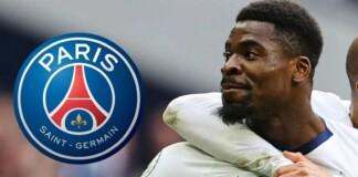Serge Aurier wants to move back to his boyhood club Paris Saint-Germain