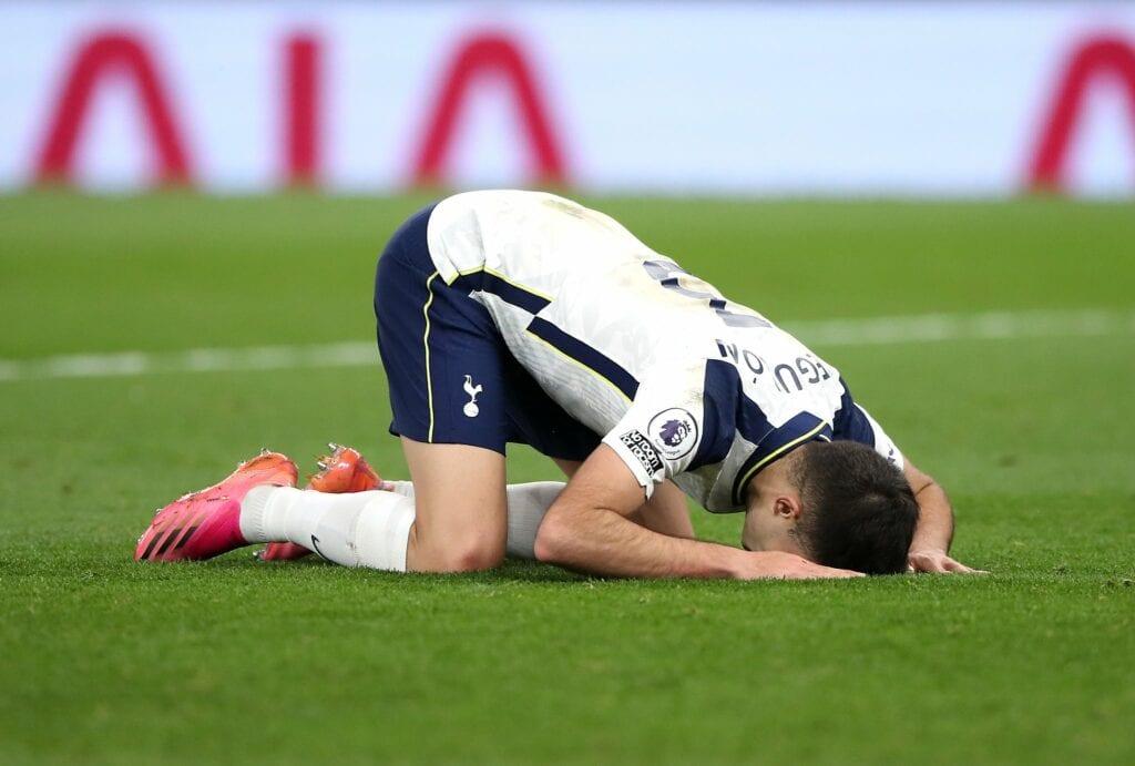 Sergio Reguilon for Tottenham