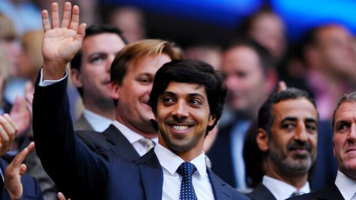 Sheikh Mansour, the Manchester City owner