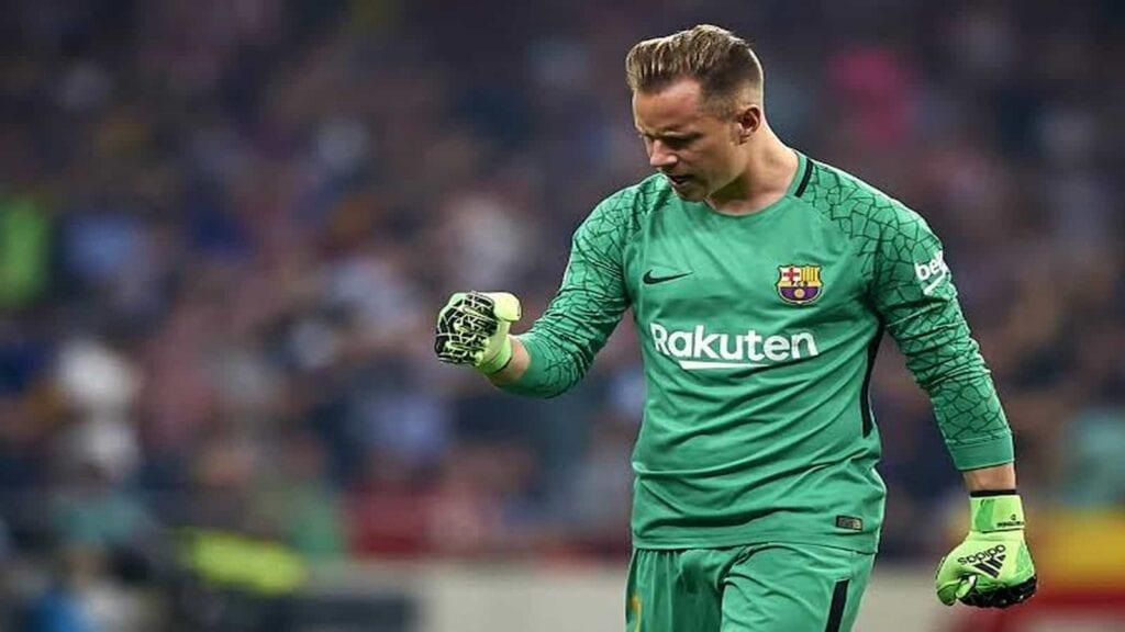 Ter Stegen endured a difficult season at Barcelona - FirstSportz