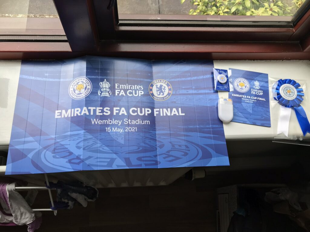 The date for the FA Cup final is set