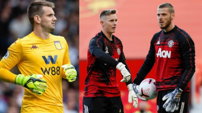 Tom Heaton will fight for a starting role next season