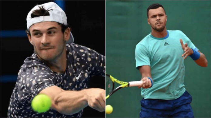 Tommy Paul vs Jo-Wilfried Tsonga will take place at the Lyon Open 2021