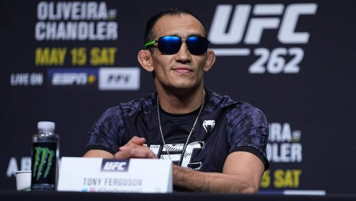 Tony Ferguson