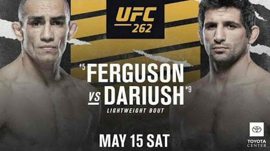 Tony Ferguson vs Beneil Dariush