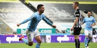 Ferran Torres records his first hattrick for Manchester City