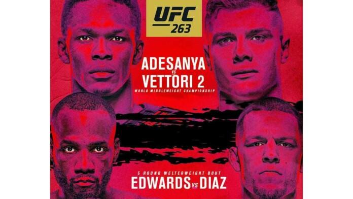 UFC 263 trailer