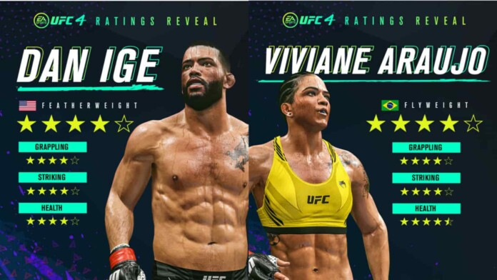 UFC 4 new updates