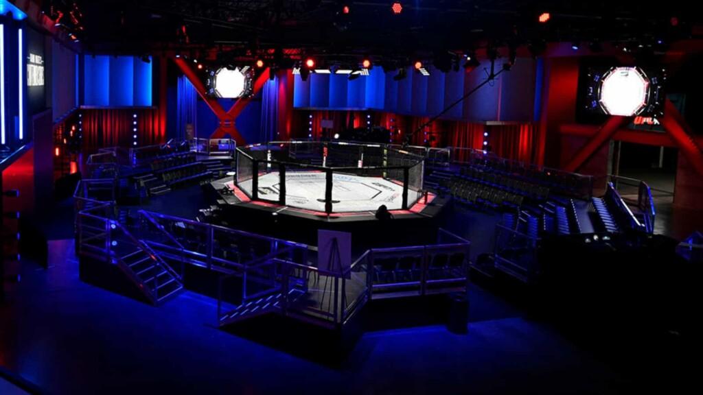 UFC Apex, Las Vegas