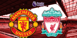 Much anticipated North-West derby tonight at Old Trafford