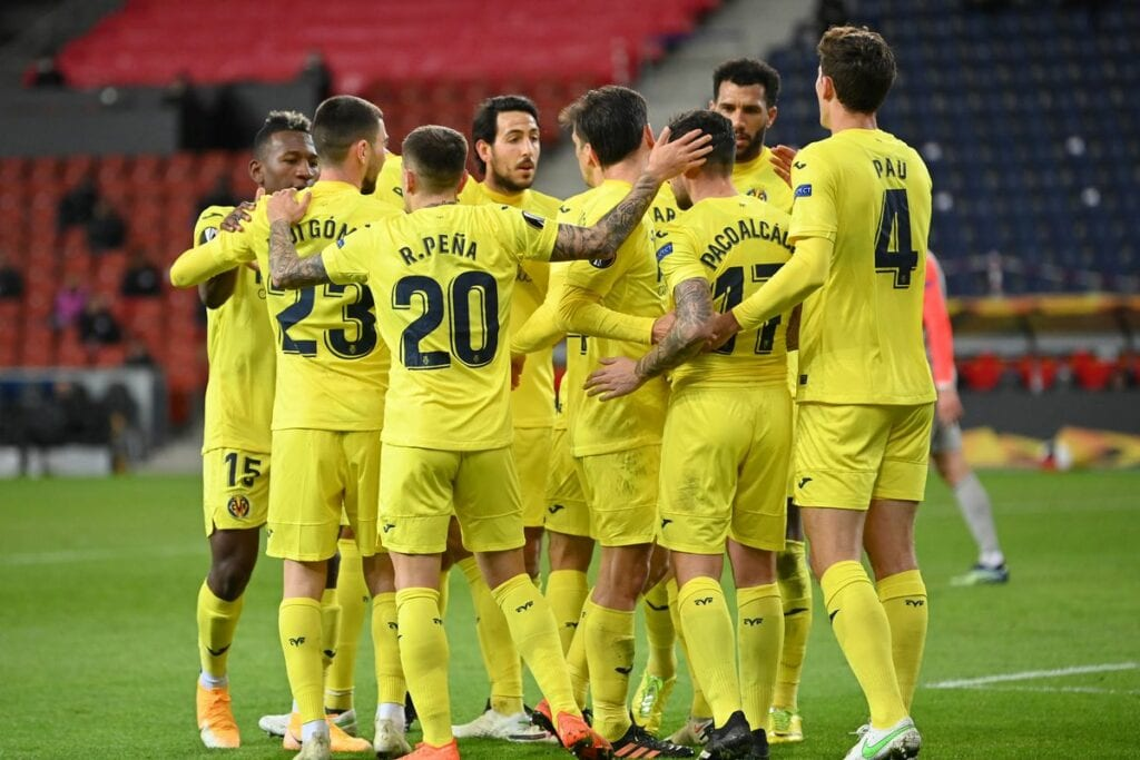 Villarreal CF are making their maiden appearance in a European Cup final