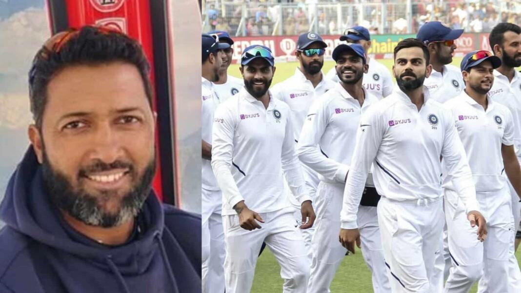 Wasim Jaffer and Indian Test team