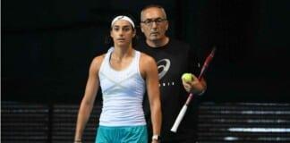 Caroline Garcia and Luis-paul Garcia