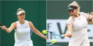 Elina Svitolina and Amanda Anisimova will clash in the Chicago Classic 2021