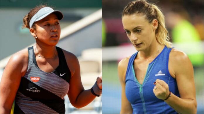 Naomi Osaka vs Ana Bogdan