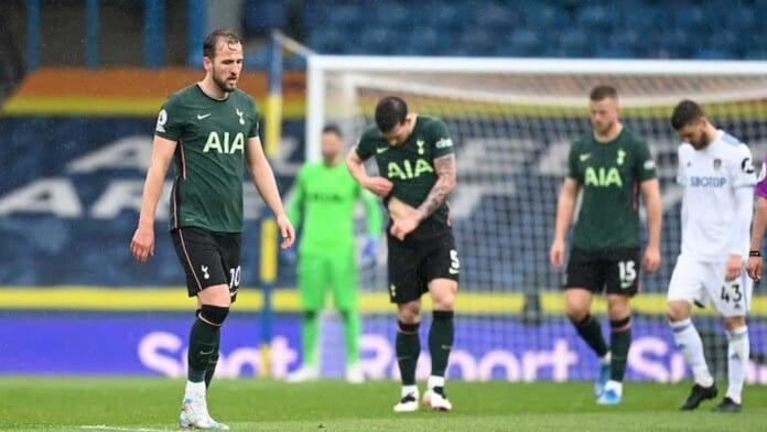 Will Harry Kane stay at Tottenham next season - FirstSportz