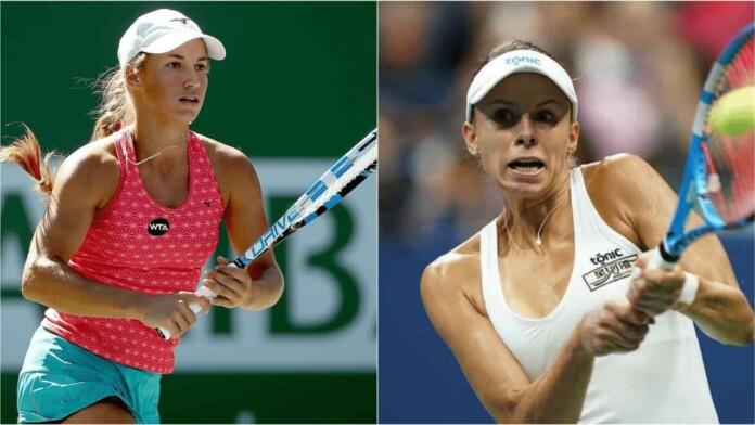 Yulia Putintseva vs Magda Linette