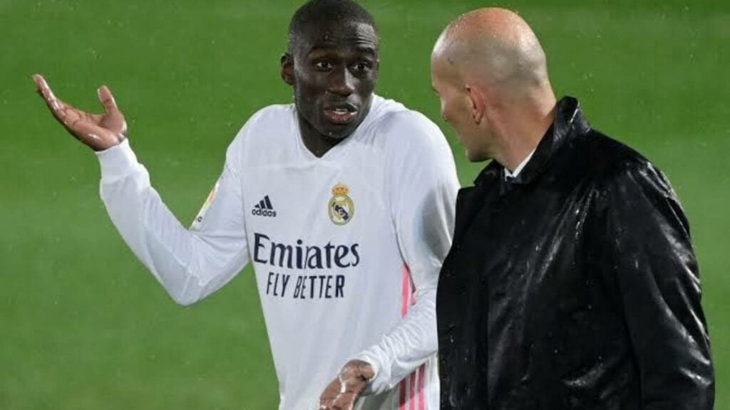 Zidane will miss his first choice left back - FirstSportz