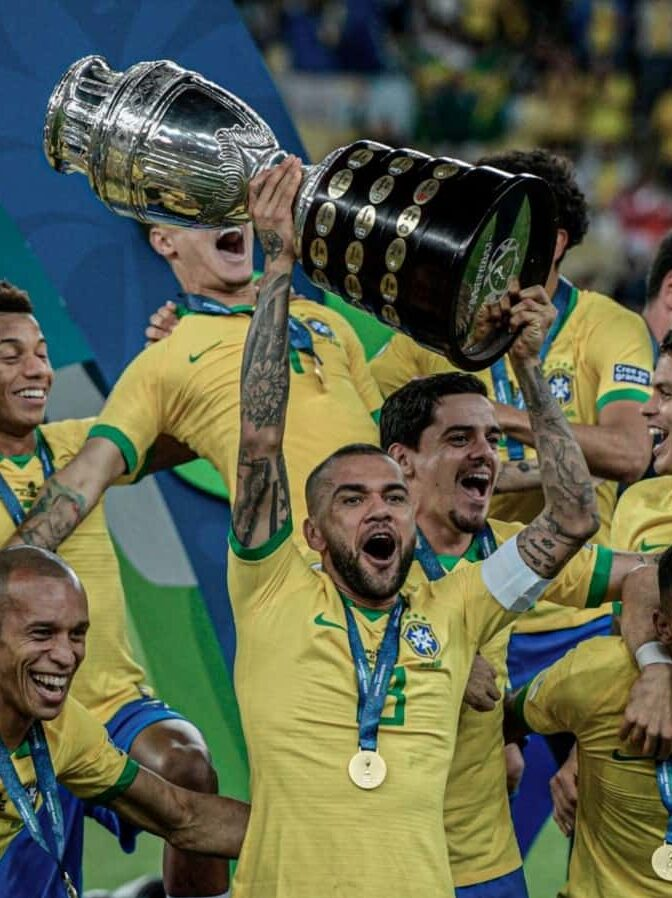 The 2021 Copa America will be hosted by Brazil on just 13 days notice, confirmed the CONMEBOL.