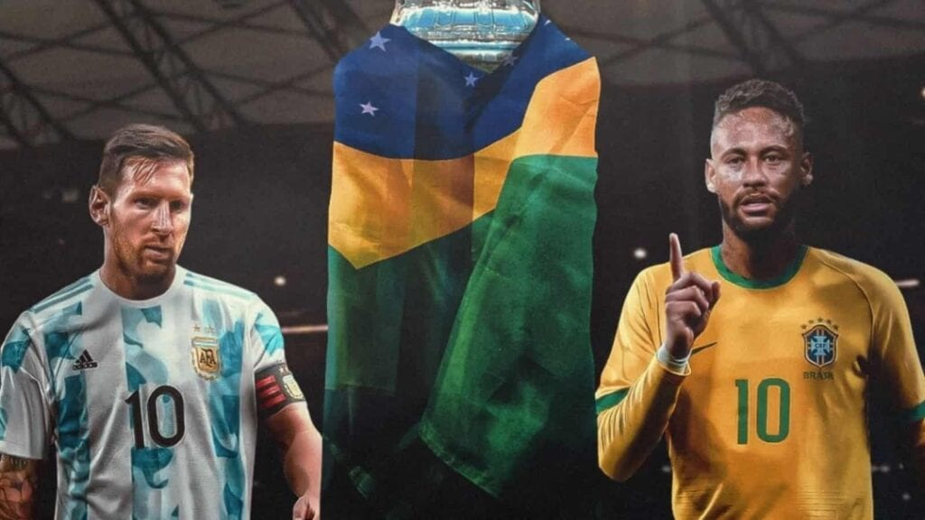 Copa America this year is now officially handed over to Brazil