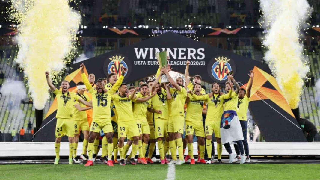 Villareal hold onto their nerves to see off Manchester United in the penalties of the Europa League final