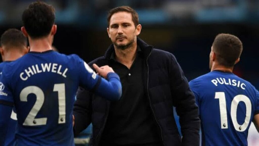 Lampard failed to give results with this Chelsea squad