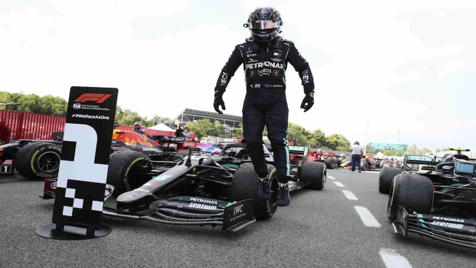Lewis Hamilton, Spanish GP