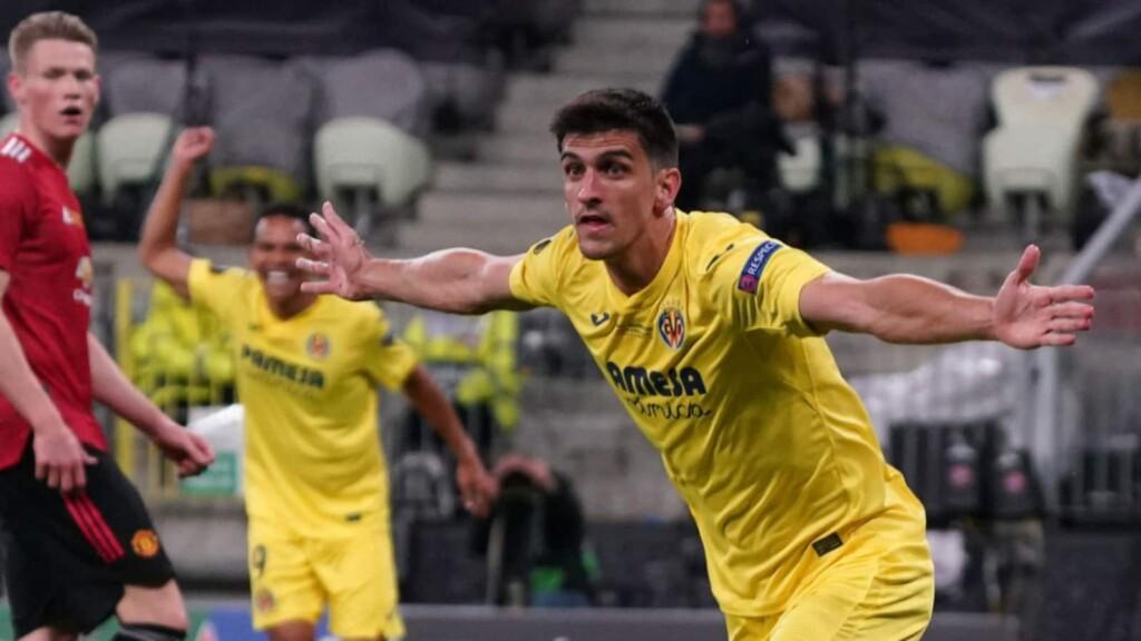 Moreno scores the opener