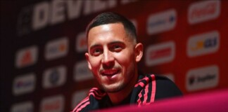 Eden Hazard wants to prove himself at Real Madrid and rules out on a move back to England