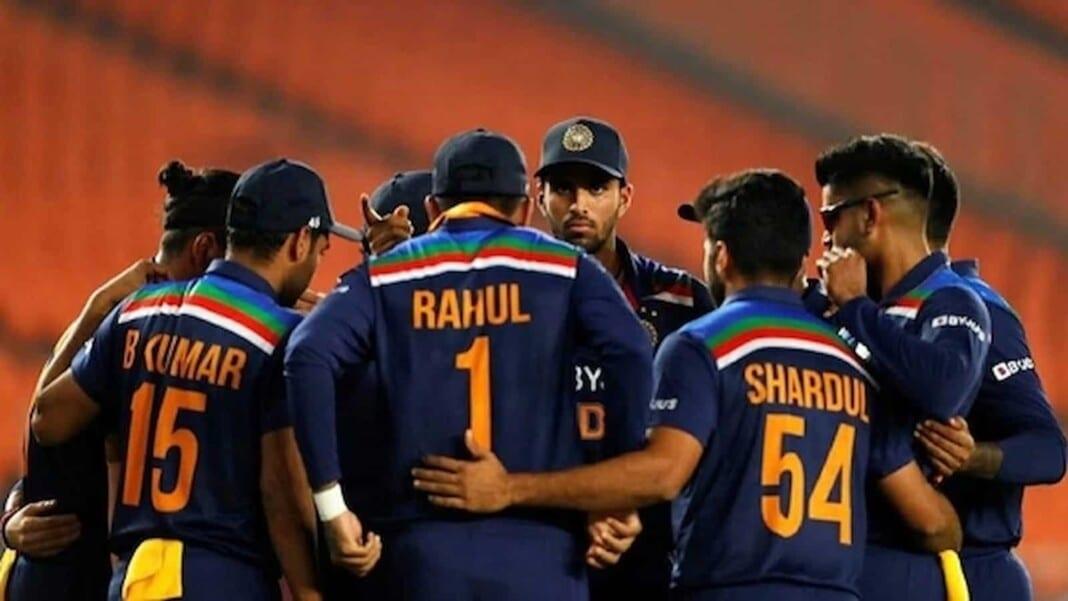 Indian T20I Team