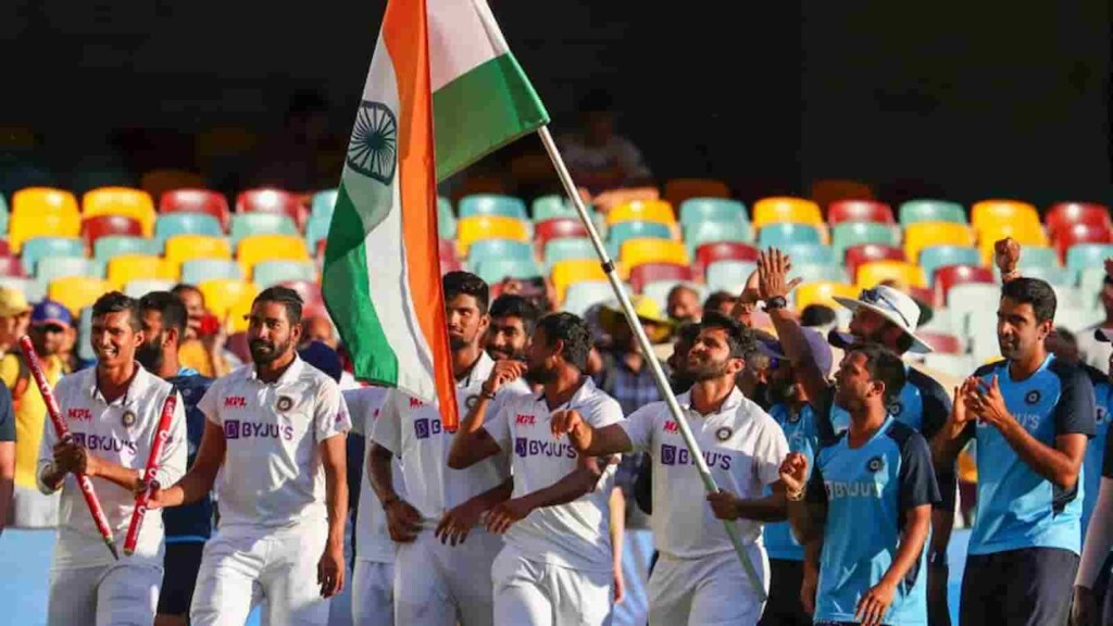 India vs Australia Gabba