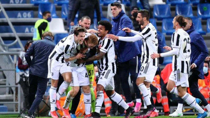 Juventus win their fourteenth Coppa Italia title, defeating Atalanta 2-1 in a closely contested final