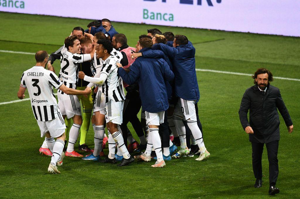 Dejan Kulusevkski, Federico Chiesa scored as Juventus beat Atalanta 2-1 on Wednesday to win the Coppa Italia title