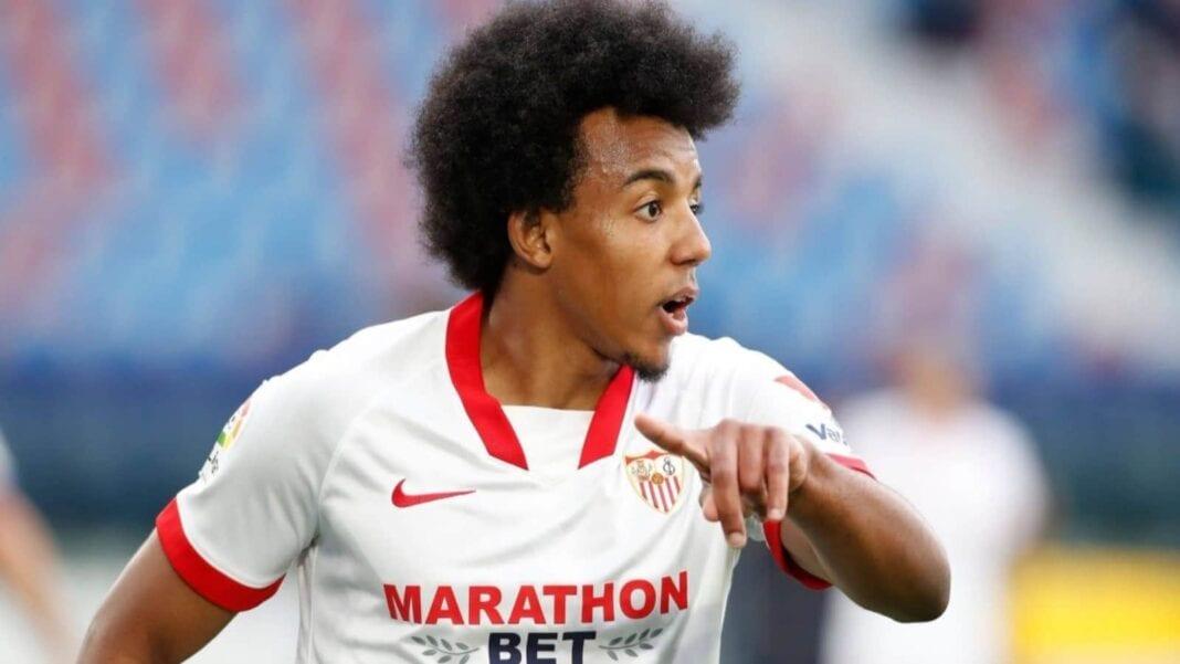 Kounde had a fine season in 2020/21 for Sevilla