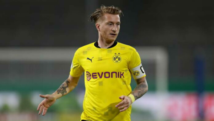 """Marco Reus has ruled himself out of Germany's Euro 2020 squad in order to focus on recovering from a """"very intense"""" season with Borussia Dortmund."""