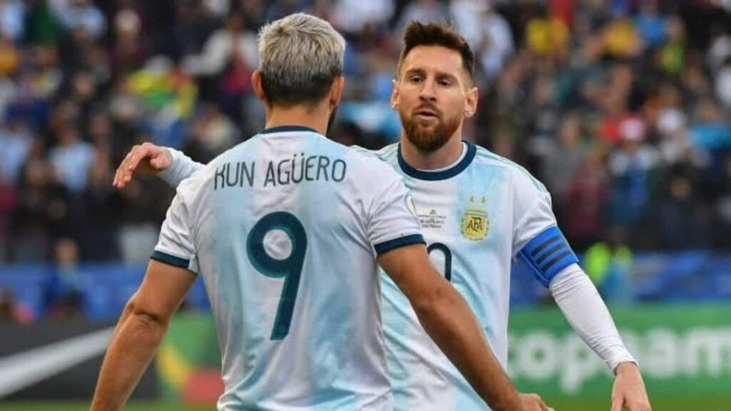 Aguero to reunite with Argentine teammate and close friend Messi at Barcelona