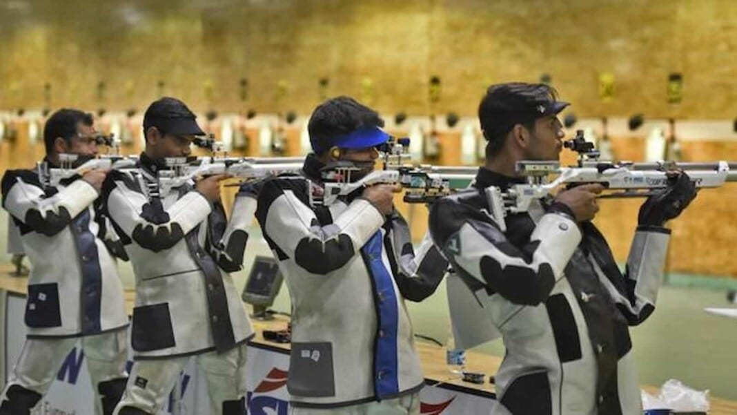 Indian Shooters gearing up for Tokyo Olympics