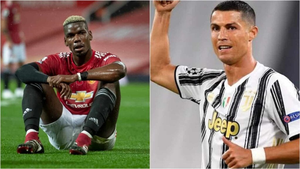 , Ronaldo has also been rumoured with a sensational swap deal with Manchester United's Paul Pogba that would see him returning to his old club