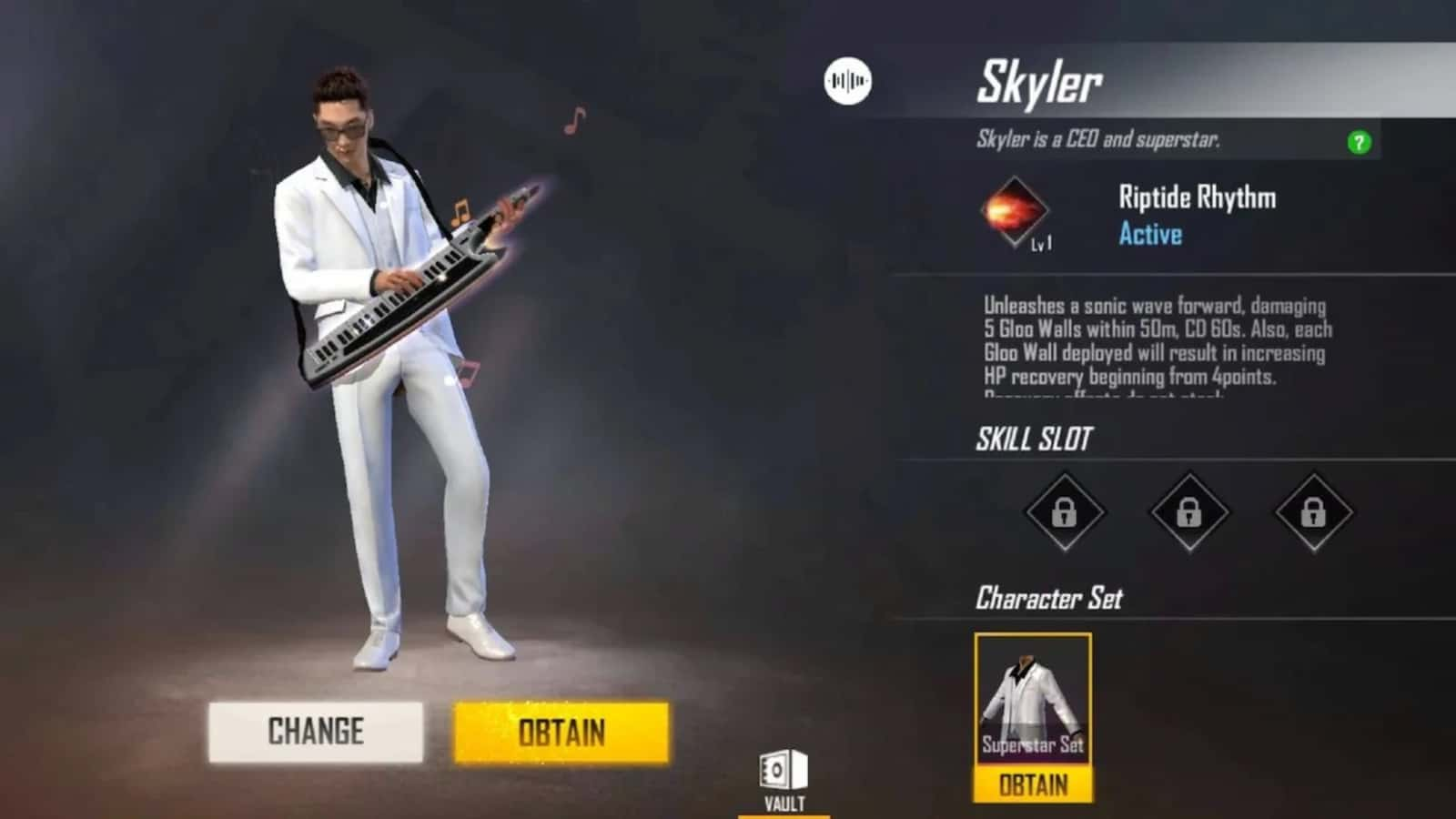 maro vs skyler ability