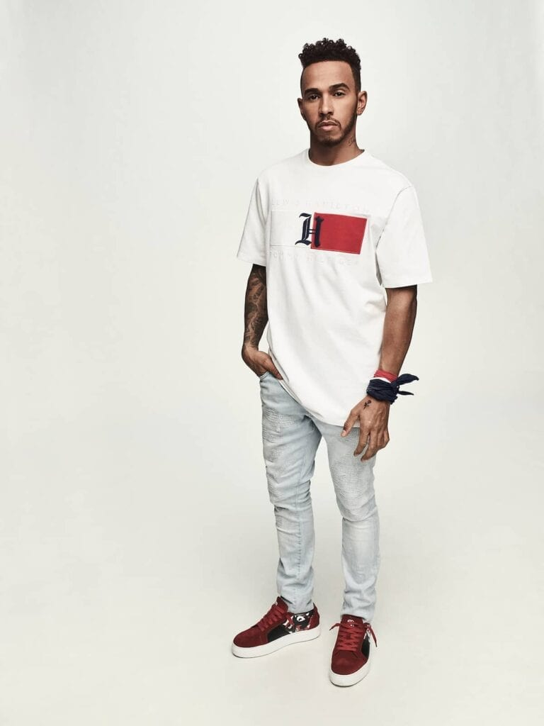 tommy hilfiger lewis hamilton fall collection 1 - FirstSportz