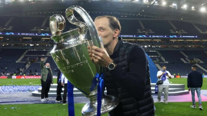 Chelsea's manager Thomas Tuchel expects a contract extention deal after the incredible Champions League triumph