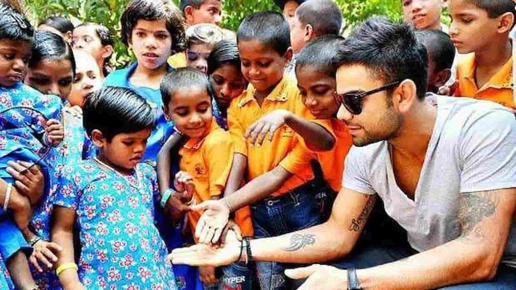 Virat Kohli Foundation