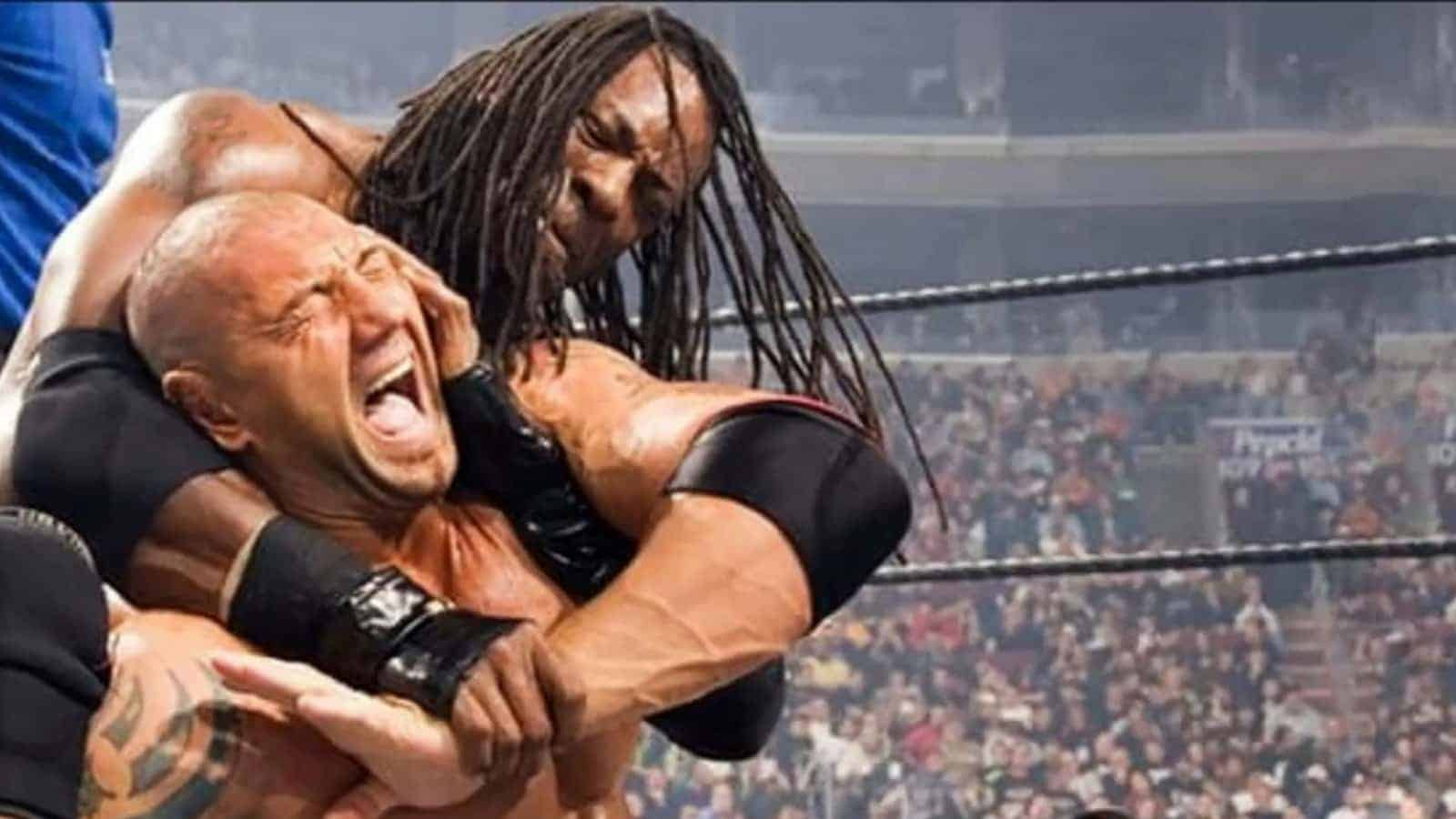 batista and booker t
