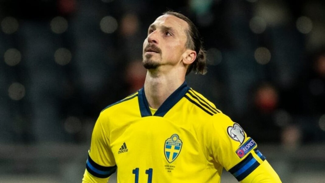 Zlatan to miss the upcoming Euros due to a serious knee injury
